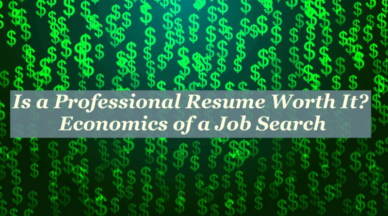 Job Search Economics