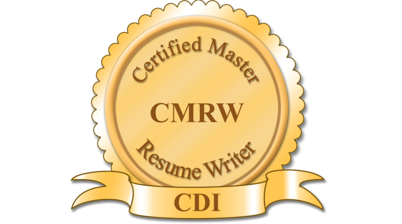 im a triple certified resume writer