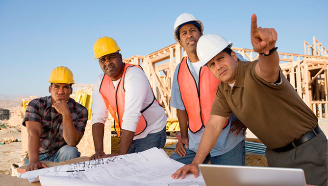 Construction and engineering job trends