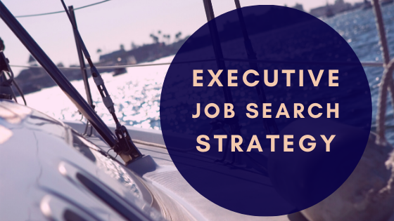 Executive job search strategy