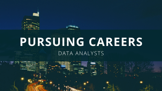Pursuing career in data