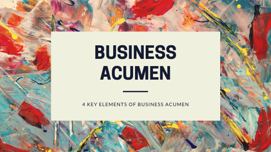 4 key elements of business acumen